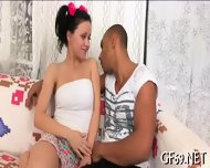 Chick Pleasuring Hungry Dudes - scene 6
