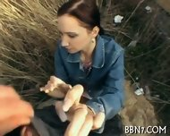 Hot And Wild Public Fellatio - scene 9