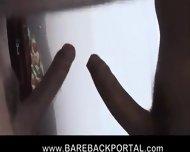 Floyd Favors Bareback Hunk - scene 1