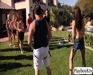 Horny Swingers Having Nasty Sex Games Inside Playboy Mansion - scene 3