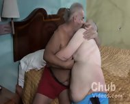 On Big Bear Daddies Back - scene 2