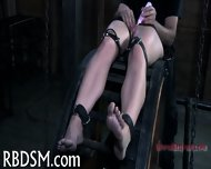 Whipping A Naughty Worthless Babe - scene 1