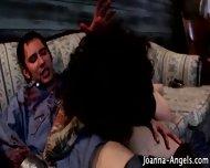 Goth Zombie Pornstar Bj - scene 10