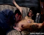 Goth Zombie Pornstar Bj - scene 2