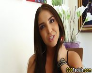 Pov Teen Babe Facialized - scene 1