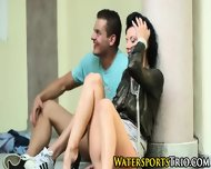 Classy Outdoor Piss Slut - scene 12
