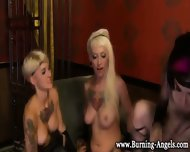 Emo Group Get Facialized - scene 9