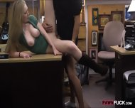 Hot Babe Sells Her Pussy And Got Fucked Hard For A Necklace - scene 5