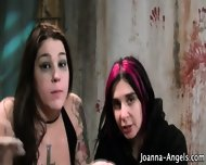 Chubby Goth Box Fingered - scene 9