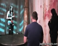Chubby Goth Box Fingered - scene 5