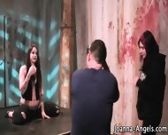 Chubby Goth Box Fingered - scene 6