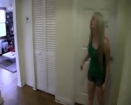 Two Babes Licking Vaginas Each Other - scene 10