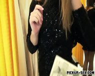 Pretty Teen Taylor Sands Banged In Change Room For Cash - scene 3