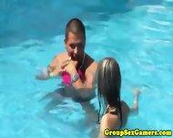 Underwater Sexgames Fuck - scene 2