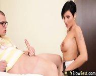 Cum Eating Milf Blows - scene 6
