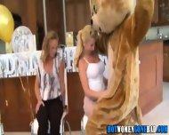 Cfnm Amateur Party Sluts - scene 3