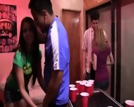 College Groupsex Erotica At The Party - scene 3
