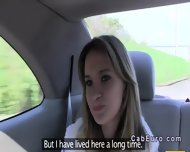 Czech Amateur Banging Outdoor By Fake Taxi Driver - scene 4