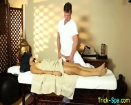 Asian Babe Spycam Massage - scene 11