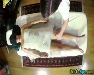 Asian Babe Spycam Massage - scene 6