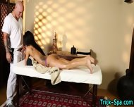 Blowing Teen Babe Massage - scene 8