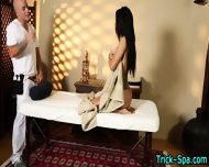 Blowing Teen Babe Massage - scene 7