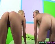Hot Sluts Fuck Porno Dan - scene 3