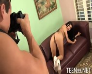 Willing Teen Accepts A Cock - scene 9