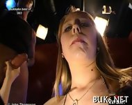 Savoring Ejected Warm Jizz - scene 1