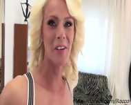 Damn Hot Blonde Milf Dyana Gets Pussy Rammed Filmed In Pov - scene 3