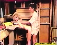 Some Naughty Retro Porno - scene 3