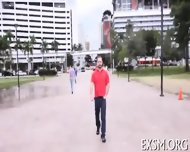 Check Out Stunning Banging Scene - scene 1