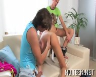 Seducing A Lovely Chick - scene 5