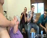 Fucking His Tight Ass - scene 11
