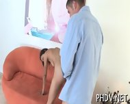 Teen Pussy Is Nailed Hard - scene 12