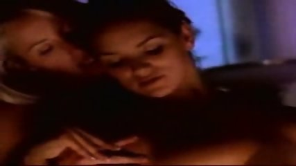 Hot Girlfriends teasing each other - scene 1