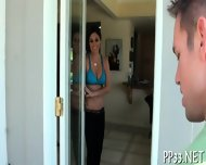 Raucous Banging For Cute Babe - scene 1