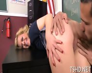 Vicious Schoolgirl Fuck - scene 7