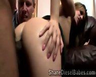 Shane Diesel Fucks Brooklyn Jade In Front Of Her Perverted Husband - scene 10
