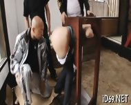 Bondage Punishment For Hot Babes - scene 7