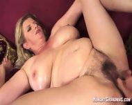 Big Tit 55yo Blonde Colette - scene 6