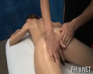 Pounding A Lovely Love Tunnel - scene 5