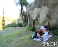 Outdoor Blowjob With Chick - scene 12