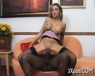 Hot Interracial Fellatio - scene 2