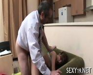 Sensual Tutoring With Teacher - scene 5