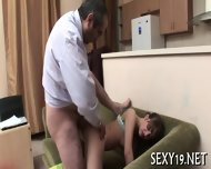 Sensual Tutoring With Teacher - scene 6