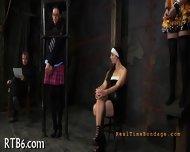 Intensive Torment For Slaves - scene 1
