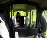 Cheated British Babe Fucked From Behind In Fake Taxi - scene 4