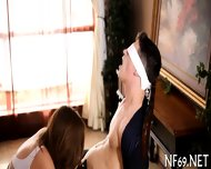 Naughty And Racy Cunnilingus - scene 5