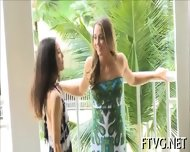 Hot Lesbo Fun Action - scene 8